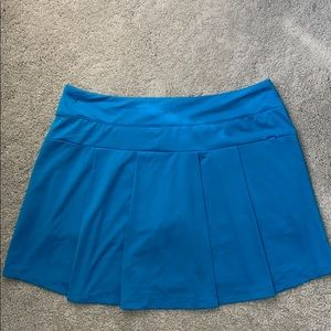 Nike Dri Fit Athletic Skirt with shorts